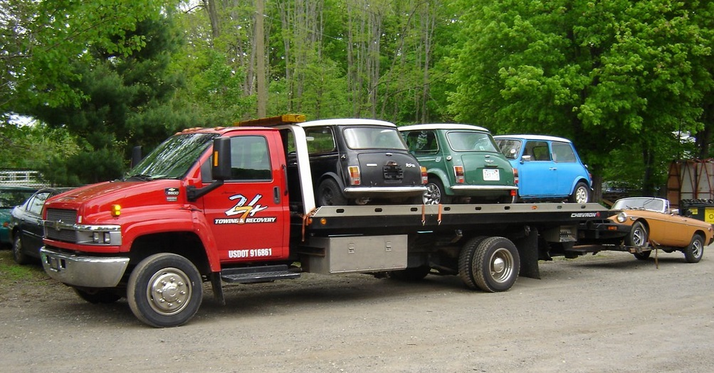 Junk Car Removal | Aaron\'s 24/7 Towing & Recovery